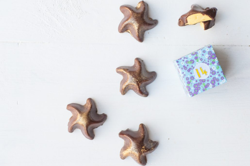 chocolat au safran