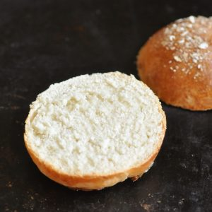 pain au lait façon burger