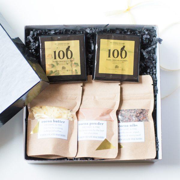 100% Chocolate Box