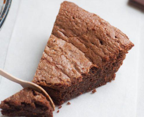gateau au chocolat aux 5 ingrédients