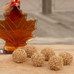 maple syrup truffles