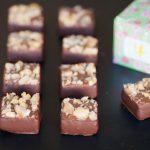 chocolats aux cèpes