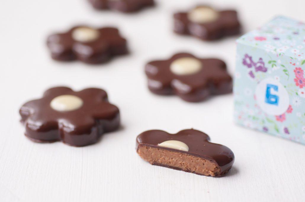 chocolat praliné au lin