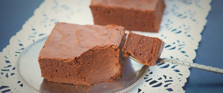 sweet potato chocolate brownie