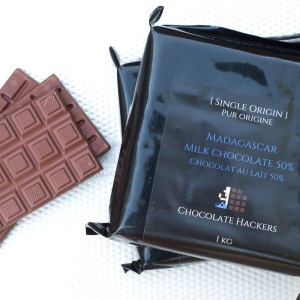Milk chocolate 50%
